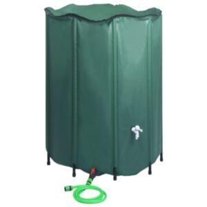 Pood24 kokkupandav vihmaveepaak kraaniga 1250 l