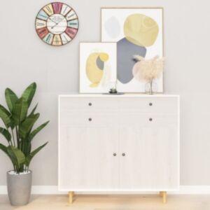 Pood24 iseliimuv mööblikile, valge puit, 500 x 90 cm, PVC