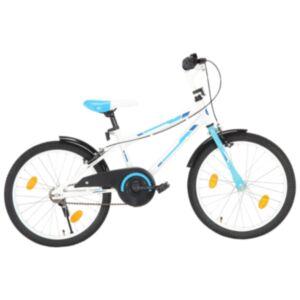 Pood24 laste jalgratas 20'', sinine ja valge