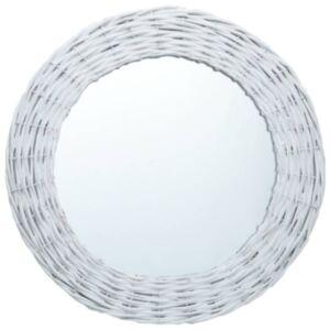 Pood24 peegel, valge, 40 cm, vitstest