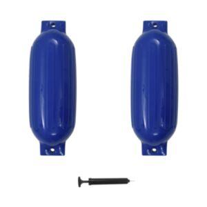 Pood24 paadivender 2 tk sinine 69 x 21,5 cm PVC