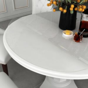 Pood24 lauakaitse, läbipaistev,  Ø 60 cm, 2 mm, PVC
