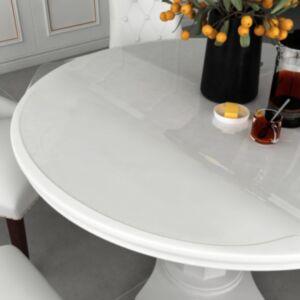 Pood24 lauakaitse, läbipaistev,  Ø 100 cm, 2 mm, PVC