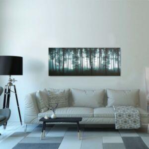 Pood24 seinamaalikomplekt lõuendil, puud, värviline, 150 x 60 cm
