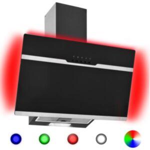 Pood24 RGB pliidikubu LED 60 cm roostevaba teras ja karastatud klaas