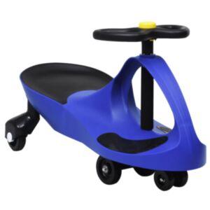 Pood24 pealeistutav vingerdav ja kiikuv auto, autopasunaga, sinine