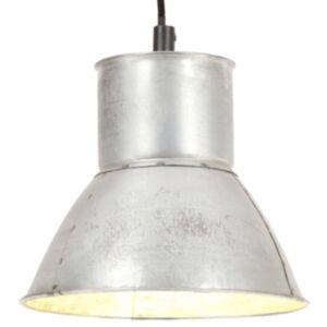 Pood24 laelamp 25 W hõbedane, ümmargune 17 cm E27