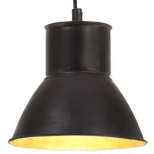 Pood24 laelamp 25 W must, ümmargune 17 cm E27