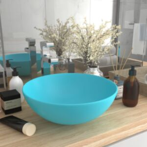 Pood24 vannitoavalamu keraamiline, heleroheline, ümmargine