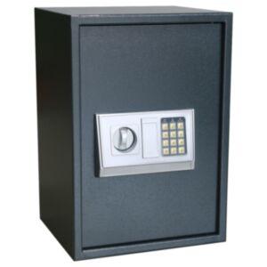 Pood24 elektrooniline digitaalne seif riiuliga, 35 x 31 x 50 cm