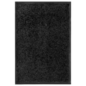 Pood24 uksematt pestav, must, 40 x 60 cm