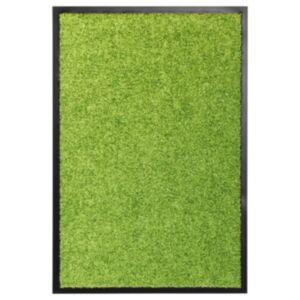 Pood24 uksematt pestav, roheline, 40 x 60 cm