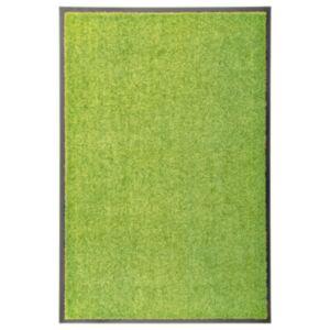 Pood24 uksematt pestav, roheline, 60 x 90 cm