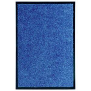 Pood24 uksematt pestav, sinine, 40 x 60 cm