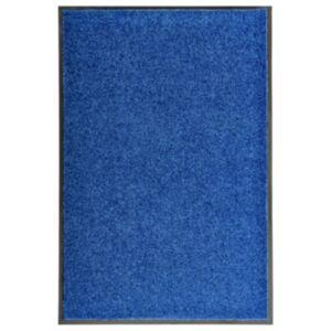 Pood24 uksematt pestav, sinine, 60 x90 cm