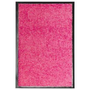 Pood24 uksematt pestav, roosa, 40 x 60 cm