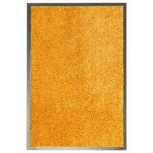 Pood24 uksematt pestav, oranž, 40 x 60 cm