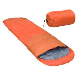 Pood24 kerge magamiskott, oranž, 15 ℃, 850 g