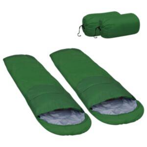 92608 Pood24 kerge magamiskott, 2 tk, roheline, 15 ℃, 850 g