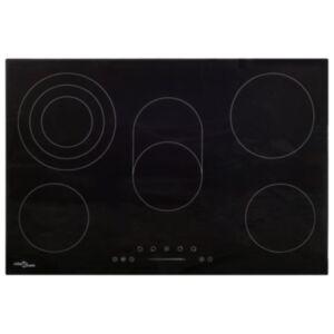 Pood24 keraamiline pliit 5 plaadiga, puutetundlik 90 cm, 8500 W
