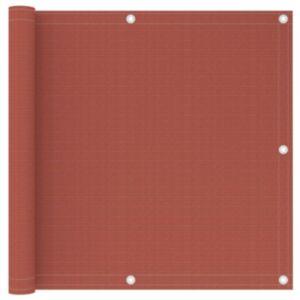 Pood24 rõdusirm, terrakota, 90 x 300 cm, HDPE