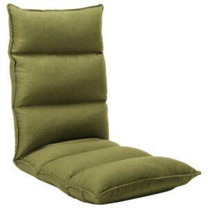 Pood24 kokkupandav põrandatool, roheline, kangas
