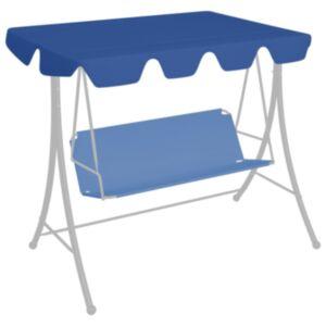 Pood24 aiakiige asenduskatus sinine 150/130x70/105 cm