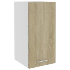 Pood24 köögikapp, Sonoma tamm, 29,5 x 31 x 60 cm, puitlaastplaat