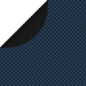 Pood24 ujuv PE ümmargune basseinikile, 250 cm, must ja sinine