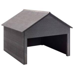 Pood24 muruniiduki garaaž, hall, 80 x 80 x 70 cm, WPC