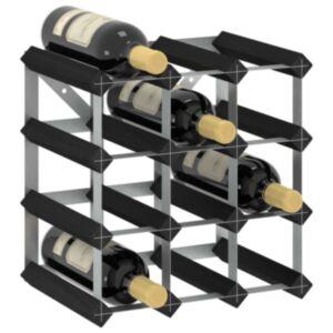 Pood24 veiniriiul 12 pudelile, must, männipuit