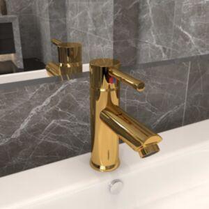 Pood24 vannitoa valamusegisti, kuldne, 130 x 176 mm