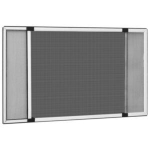 Pood24 laiendatav putukavõrk aknale, valge (75–143) x 50 cm