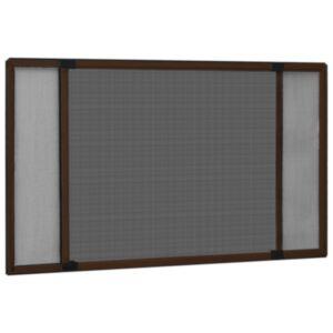 Pood24 laiendatav putukavõrk aknale,  pruun (75–143) x 50 cm