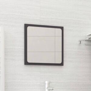 Pood24 vannitoa peegel, hall, 40 x 1,5 x 37 cm, puitlaastplaat