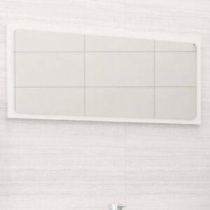 Pood24 vannitoa peeglikapp valge 80x1,5x37 cm puitlaastplaat