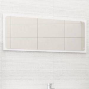 Pood24 vannitoa peeglikapp, valge, 90 x 1,5x 37 cm, puitlaastplaat