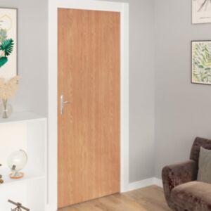 Pood24 iseliimuvad uksekiled, 2 tk, vaher, 210 x 90 cm, PVC