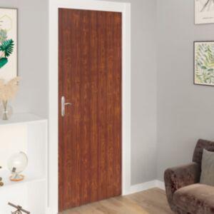 Pood24 iseliimuvad uksekiled, 2 tk, akaatsia, 210 x 90 cm, PVC