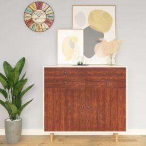 Pood24 iseliimuv mööblikile, akaatsia, 500 x 90 cm, PVC