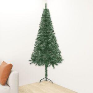 Pood24 nurgakunstkuusk, roheline, 150 cm, PVC