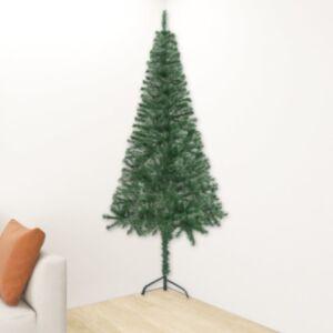 Pood24 nurgakunstkuusk, roheline, 180 cm, PVC