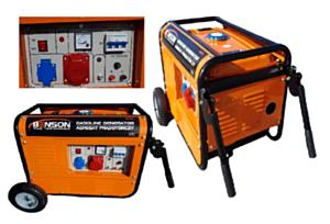 Elektrigeneraator 2,8KW/2800W 400V
