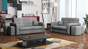 Pehme mööbli komplekt CLIVIA HOME II + III