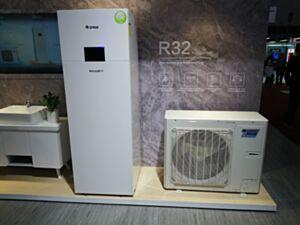 Õhk-vesi soojuspump GREE VERSATI III DUO CQ10