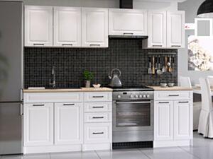 Köögimööbel Ingrid 240cm-hall
