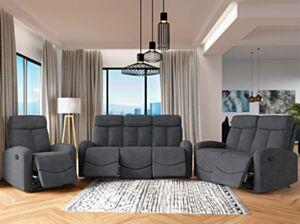 Pehme mööbli komplekt ISCO 3 + 2 + 1