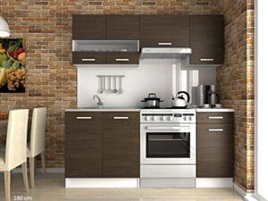 Köögimööbel LUIZA III 180 wenge