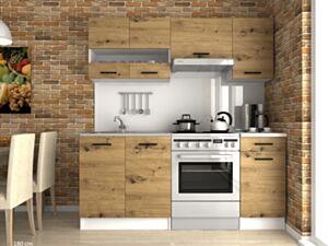 Köögimööbel LUIZA III 180cm  Dab artisan