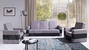 Pehme mööbli komplekt PERFEKT LUX 3+1+1